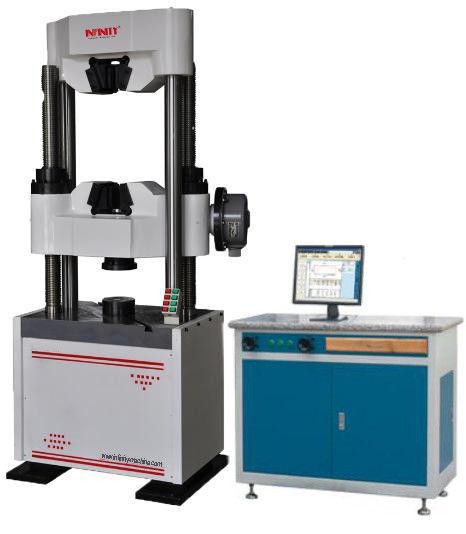 Hydraulic Test Equipment : Computer hydraulic universal testing machine