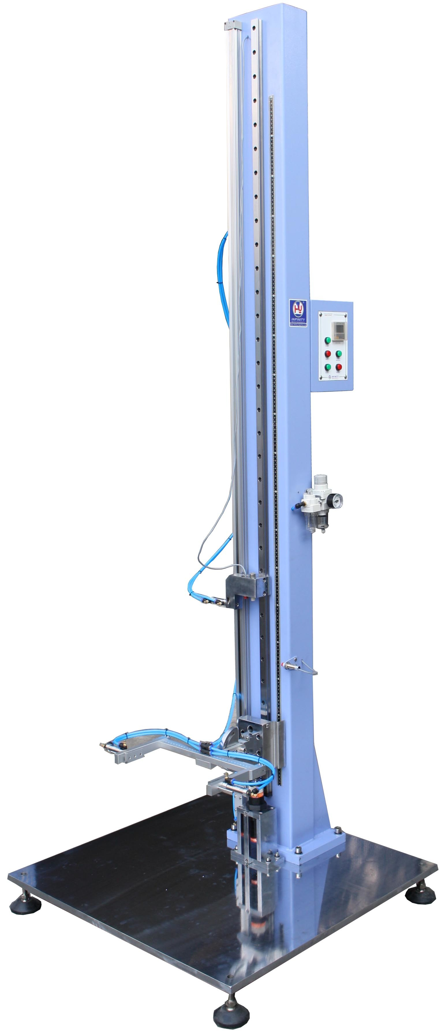Electrical Impact Drop Testing Machine,Steel Ball Drop Test Machine Test Equipment