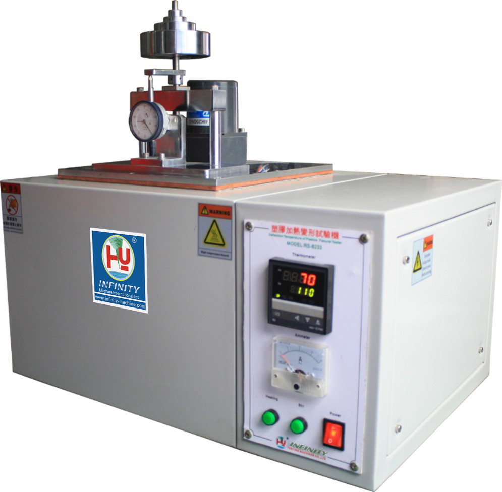 Resistance Tester In Plastic Molding : Astm d plastic testing machines heating deformation