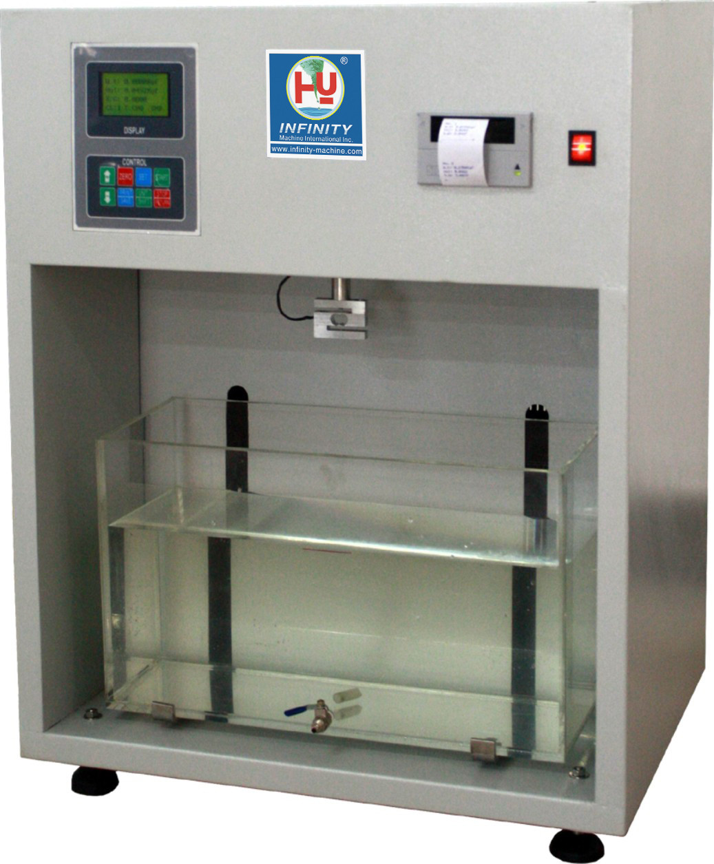 Automatic Rubber Plastic Testing Machines Digital 1000 g For Density Test