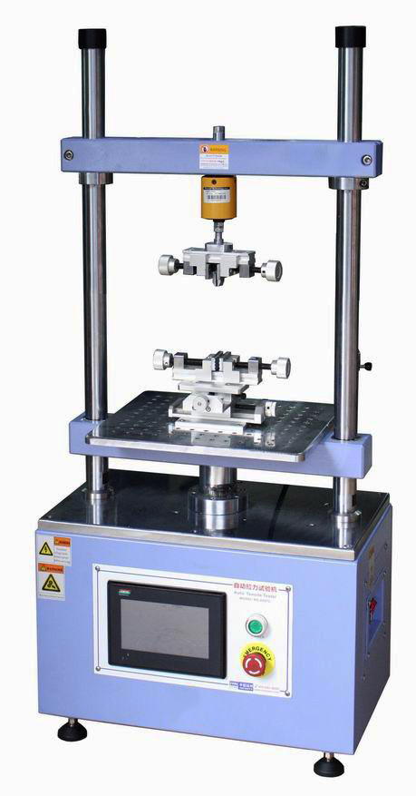 Durable Electronic Universal Testing Machine Automatic Controlled with Touch Screen