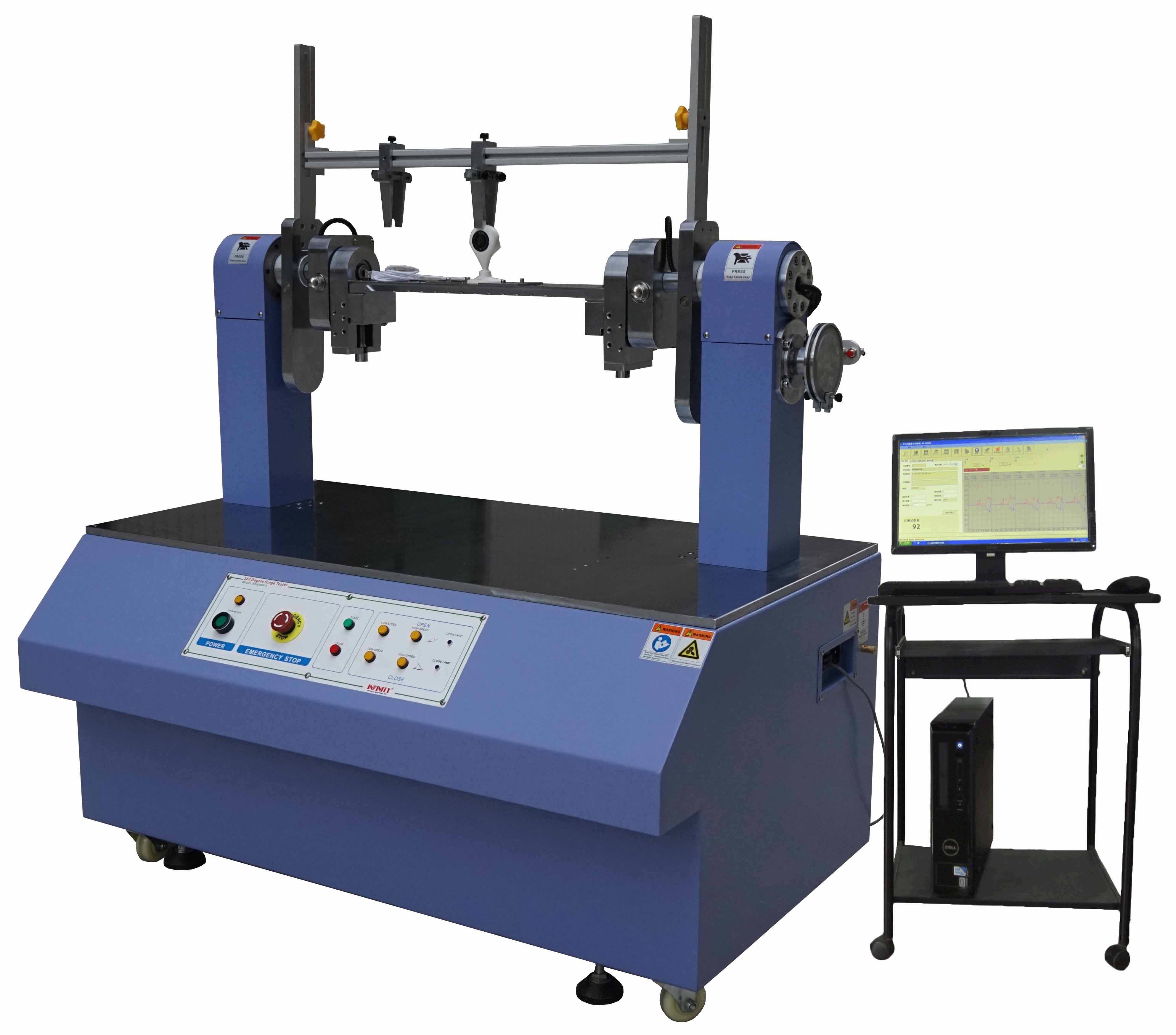 360 Degree Servo Control Automatic Torsion Testing Machine For Circuit Diagram Dvd Notebook Lcd Tv Single Hinge