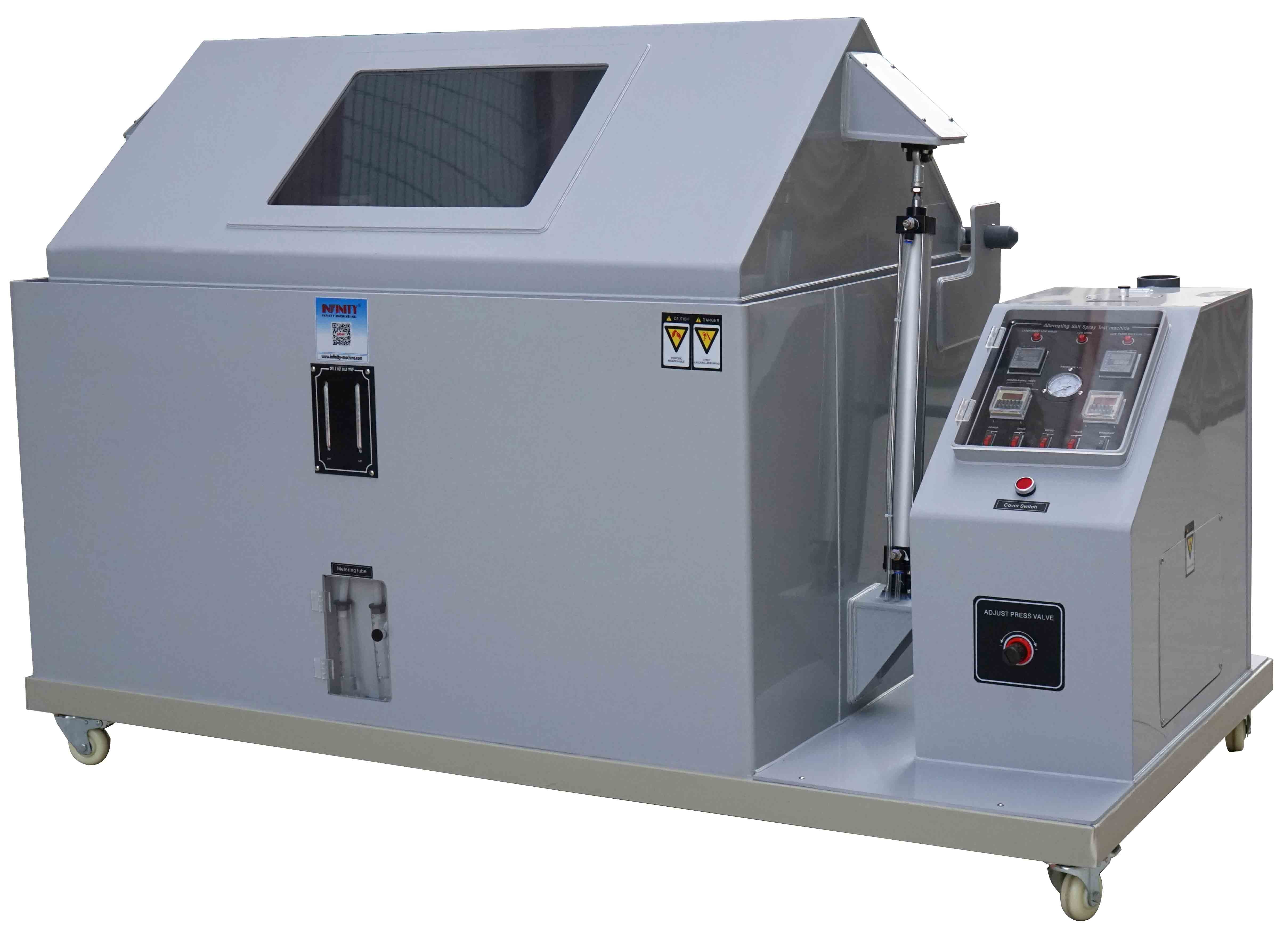 Digital Thermal Environmental Salt Fog Test Chamber ASTM-B117 Standard