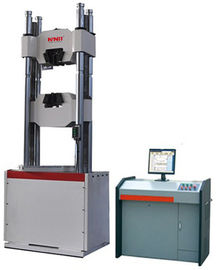 China 2000kn Hydraulic Pressure Testing Machine 60mm / Min Max Piston Moving Speed factory
