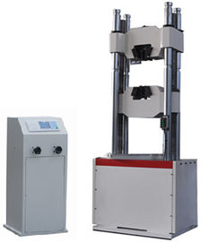 China Digital Display Hydraulic Universal Testing Machine with High Pressure Pump factory