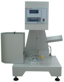 China Digital Display Plastic Testing Machines , IZOD Impact Test For Plastics factory