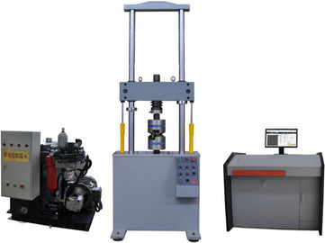 China Static Dynamic Universal Testing Machine / MTS Servo Hydraulic Testing Machine factory