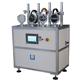 China Torsion Fatigue Testing Machine Headset Life Span Test for Manufacturer factory