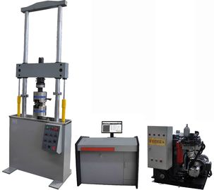 China 30 KN Servo Hydraulic Universal Testing Machine for Mechanical Properties Testing factory