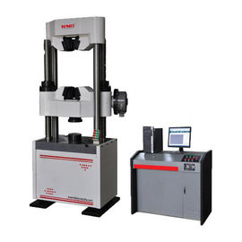 Optional Capacity Hydraulic Universal Testing Machine Ac380v 50hz / Specified Power