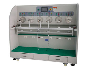 High Precision Cable Bending Testing Machine/Cable Testing Equipment for Headphone Line or USB Line