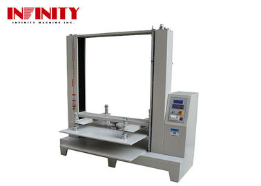 Servo Package Testing Equipment 20Kn Digital Compression Crush Testing Instrument Machine