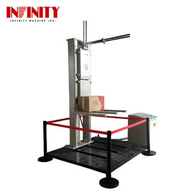 Large Household Appliance Drop Impact Test Machine Zero Height Paper Package Free Fall Drop Tester