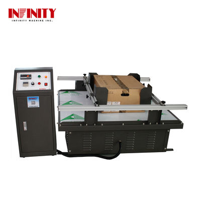 Conveyance Simulation Transportation Vibration Test Table for Packaging Box
