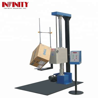 Container Drop Test Packaging Machine, Paper Packaging Drop Test Equipment, Package Drop Tester