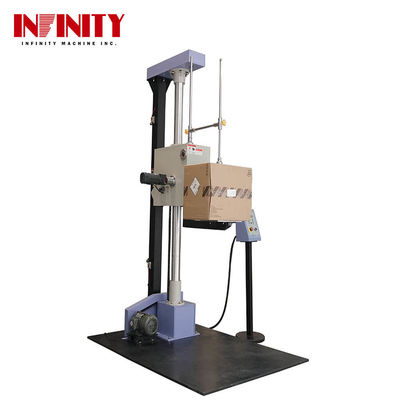 2m Paper Container Drop Test Packaging Machine, Paper Packaging Drop Tester Equipment, Package Drop Tester Machine