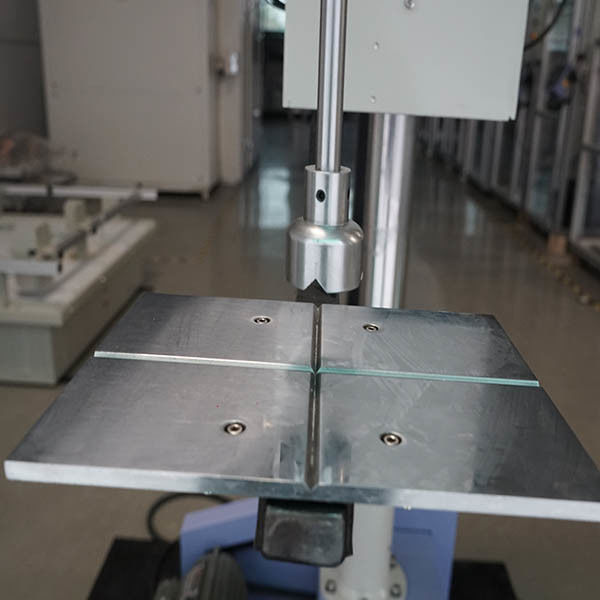 Single Arm Package Carton Box Drop Testing Machine With Digital Display